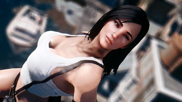 Ff7 Remake Part 2 : Tifa Lockhart
