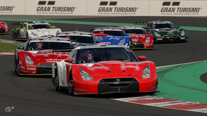 Gran Turismo : Le départ de la Nations Cup