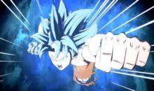 FighterZ : Goku ultra-instinct s'anime juste avant la sortie