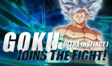 Goku Ultra Instinct sublime Dragon Ball FighterZ