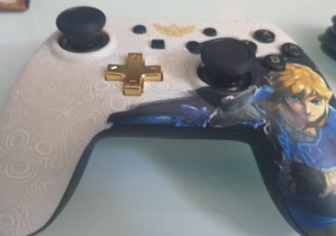 zelda pad switch