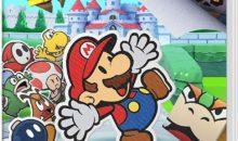 Paper Mario Switch maintenant en réservation !