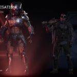 Predator : Hunting Grounds : Comparaison entre un commando et le Predator