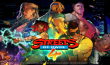 Streets of Rage 4 : la version physique en précommande