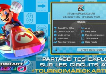 tournoi mario kart 8 deluxe