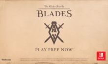 The Elder Scolls: Blades (Switch) : gratuit et cross-plateforme