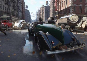 Mafia: Definitive Edition : Image d'une voiture dans le jeu