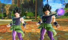 Xenoverse 2 : le nouveau combattant additionnel en images