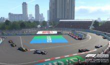 F1 2020 : le circuit d'HANOÏ (Vietnam) en Ferrari, tour embarqué