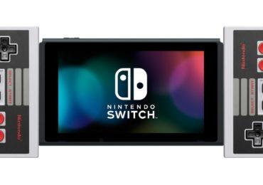 manettes nes pour switch