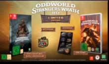 Oddworld: Stranger's Wrath HD dispo en boite et collector !