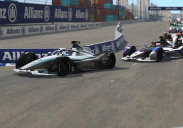 Formule E : Des monoplaces de Formule E dans rFactor 2 (photo - Courtesy of Formula E)