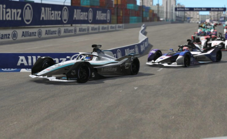 Formule E : Des monoplaces de Formule E dans rFactor 2 (photo - Courtesy of Formula E)