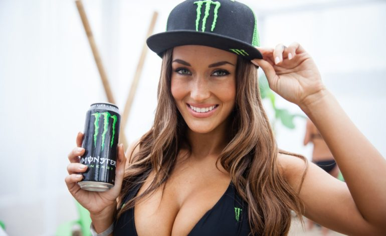 dirt 5 monster energy