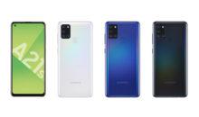Samsung dévoile le Galaxy A21s, avec quadruple module photo
