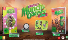 Oddworld: Munch's Oddysee sur Switch, carrément de la gueule le collector !