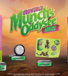 Oddworld: Munch's Oddysee sur Switch, carrément de la gueule le collector !