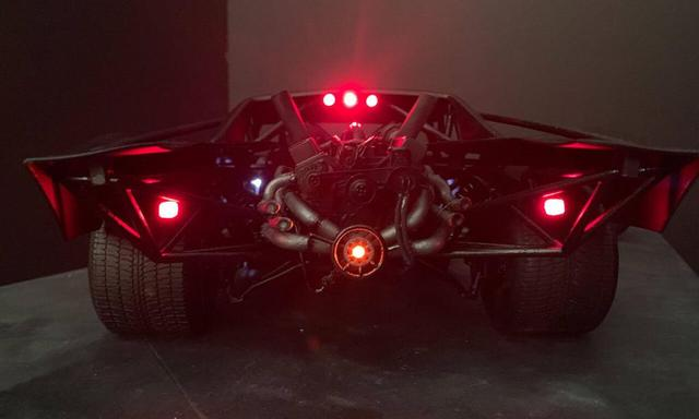 Batman : La Batmobile de The Batman