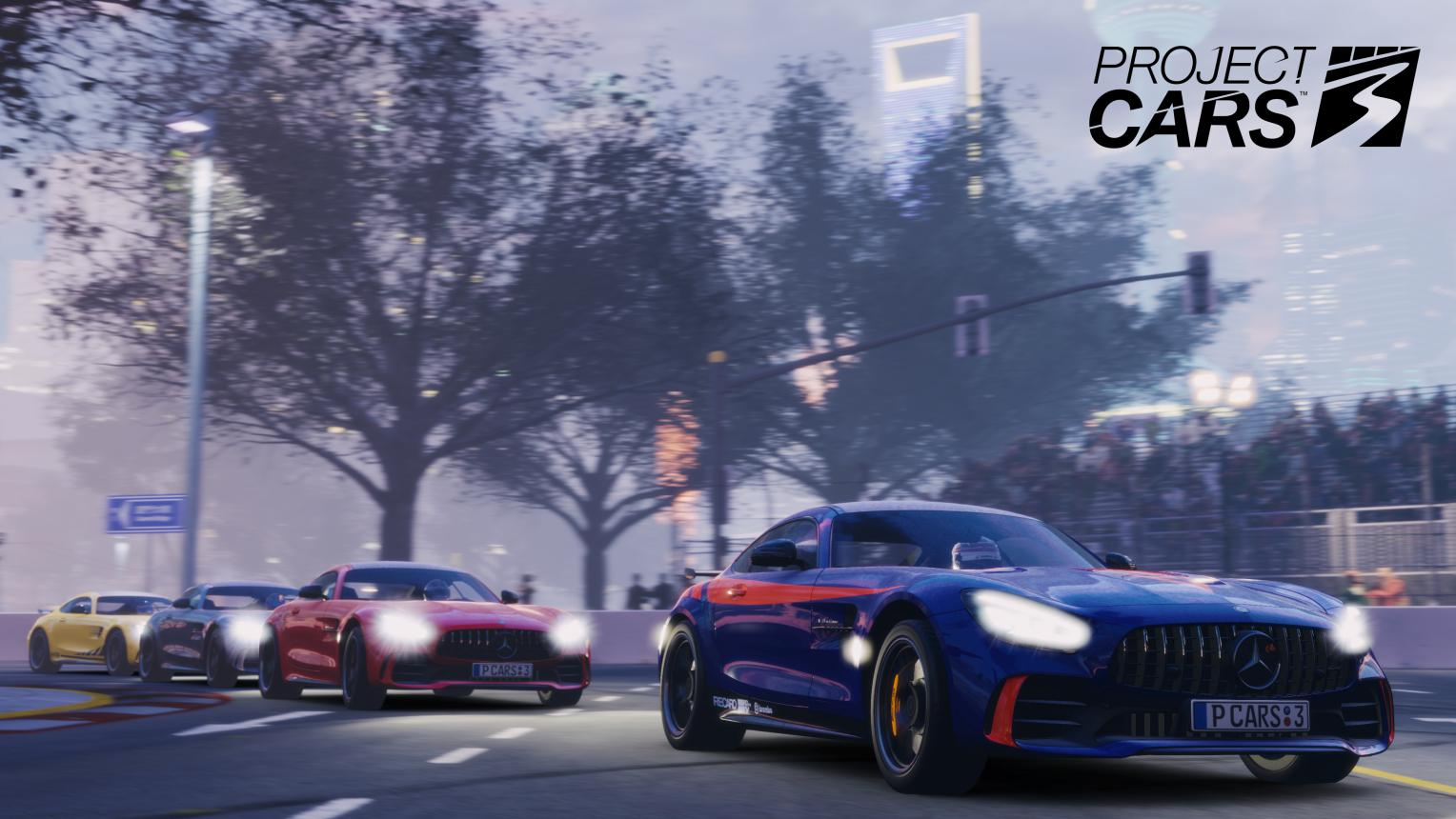 Project CARS 3 sortira le 28 août 2020