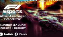 Suivez en LIVE le Virtual GP de F1 d'Azerbaïdjan (horaires)