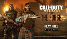 Call of Duty Mobile – saison 8 : bienvenue dans la Forge