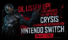 Switch : Crysis Remastered va s'améliorer visuellement, via un patch