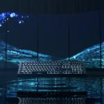 Cynosa V2 dans un environnement bleuté