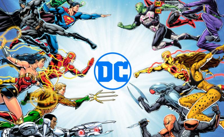 dc comics spotify