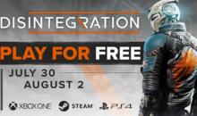 Disintegration : le FPS S.F est gratuit aujourd'hui et dimanche !