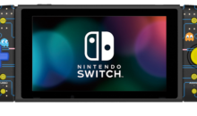 Switch : Un Split Pad Pro édition Pac Man