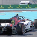 La cinématique de fin du championnat de F2