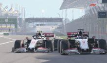 F1 Esports : Opmeer remporte la première de la saison !