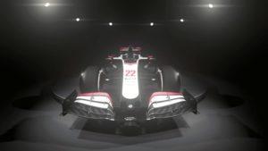 F1 2020 : La cinématique de révélation d'une monoplace