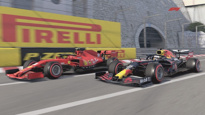 F1 2020 : Max Verstappen et Charles Leclerc en bataille à Monaco
