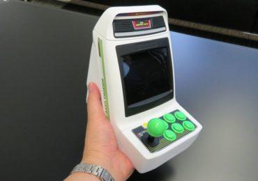 sega arcade mini