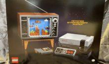 Lego et Nintendo dévoilent une NES faite de briques en édition limitée !