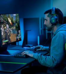 Razer défie le monde esport avec le Razer BlackShark V2