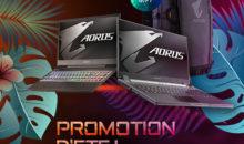 Soldes : les Gigabyte AORUS 15G et 17G en promo !