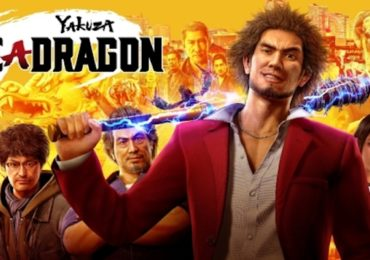 Yakuza : Like a Dragon, affiche du trailer