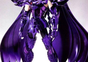 Myth Cloth EX : La figurine de la figurine de Wyvern Rhadamanthys OCE
