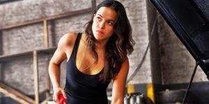 Fast & Furious : Michelle Rodriguez alias Letty