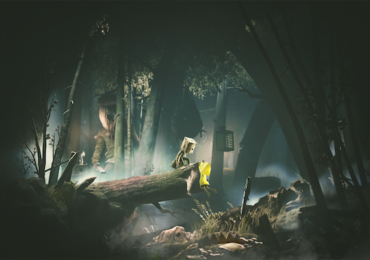 Little Nightmares II : Artwork du jeu