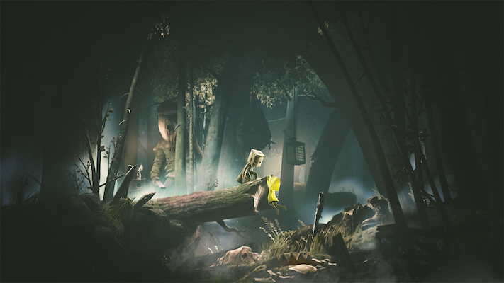 Little Nightmares II : Artwork du jeu