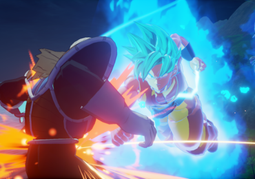 Dragon Ball Z Kakarot : Screenshot tiré du jeu