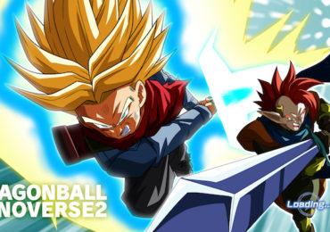 Dragon Ball Xenoverse 2 : Un écran de chargement