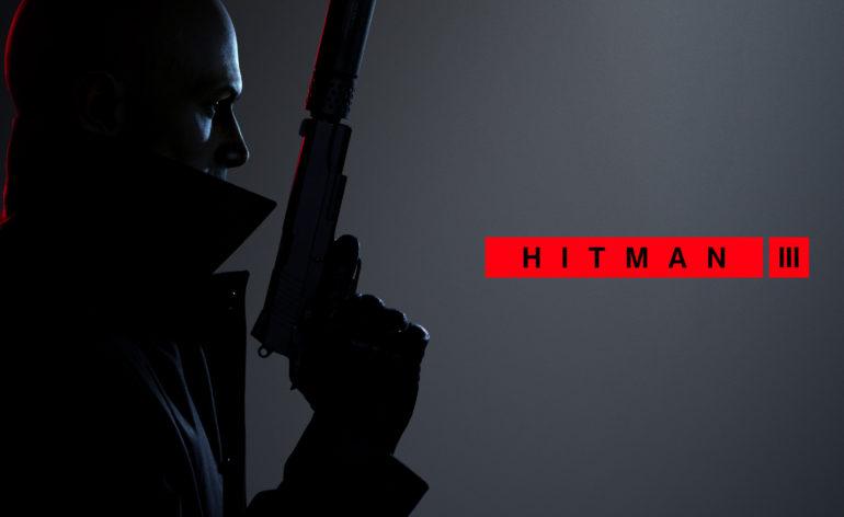 Hitman 3 : Affiche du jeu