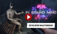 In Sound Mind : Modus terrifie la Gamescom avec son jeu d'horreur