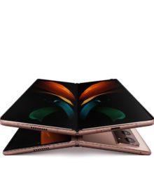 Le Galaxy Z Fold 2 annoncé lors du Samsung Unpacked !
