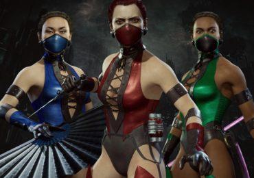 mortal kombat 11 skins sexy