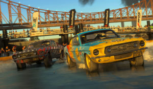DIRT 5 : Image tirée du jeu